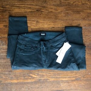 NWT Hudson   Mid rise jeans 25